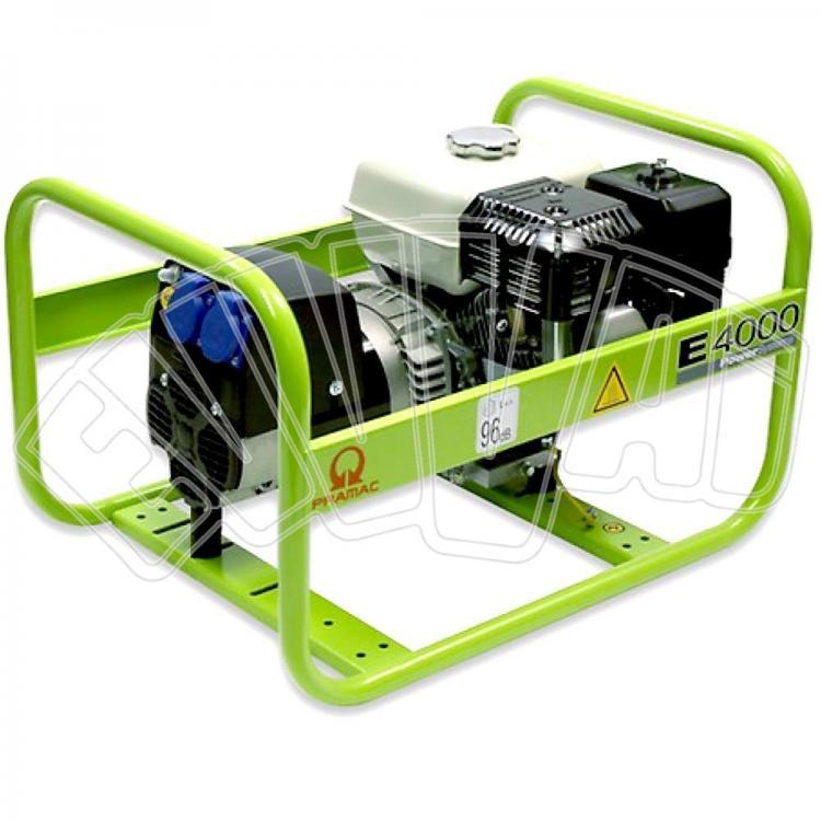 Gruppo elettrogeno e4000 generatore di corrente pramac for Generatore di corrente honda usato