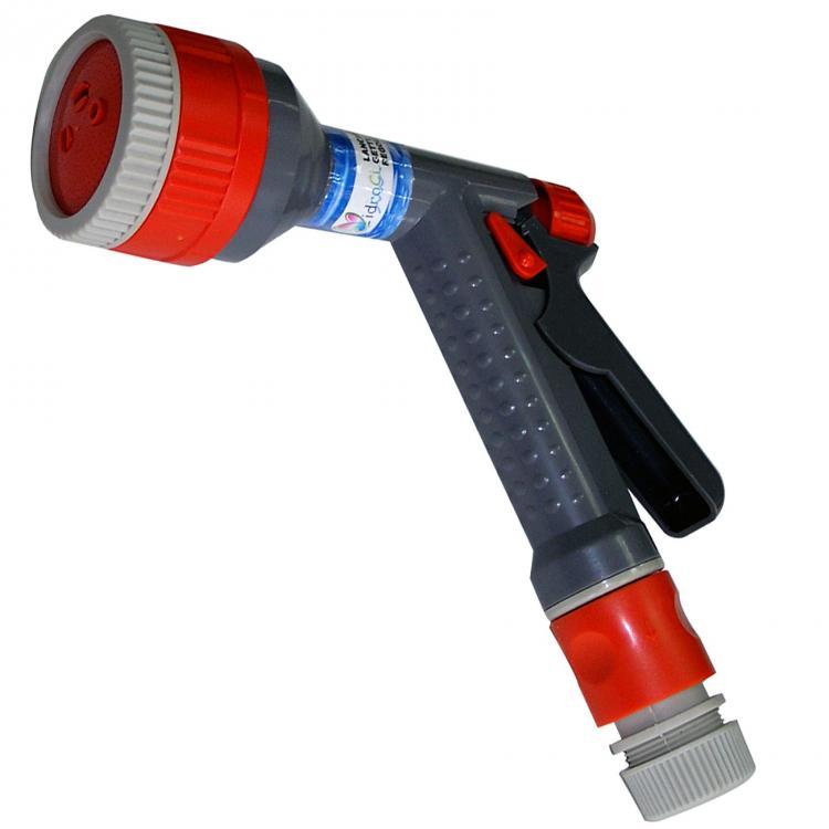 Lancia innaffio a getti regolabile per tubo acqua for Getti x irrigazione