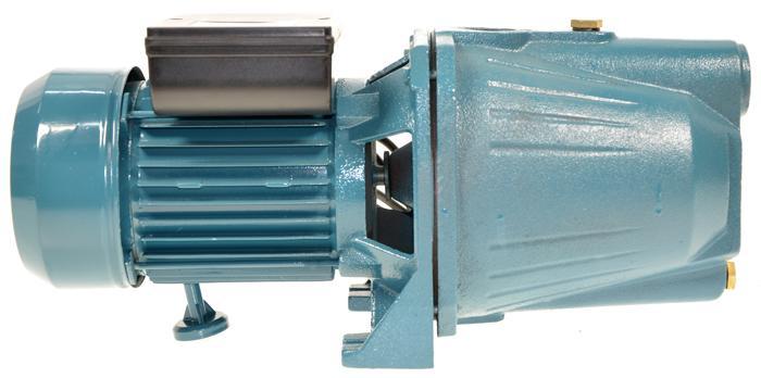 Elettropompa 1 hp jets 100s pompa elettrica per acqua - Pompa per irrigazione giardino ...