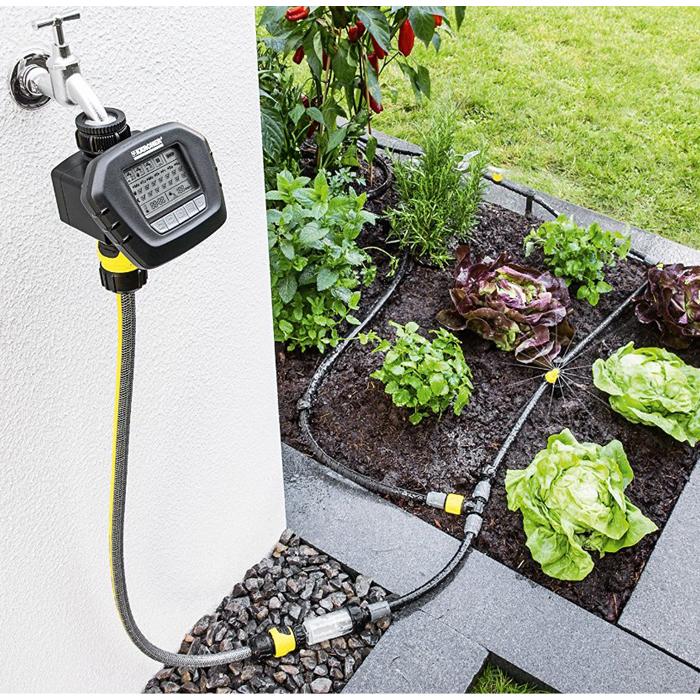 Wt5 centralina irrigazione timer programmatore per acqua - Centralina acqua per casa ...