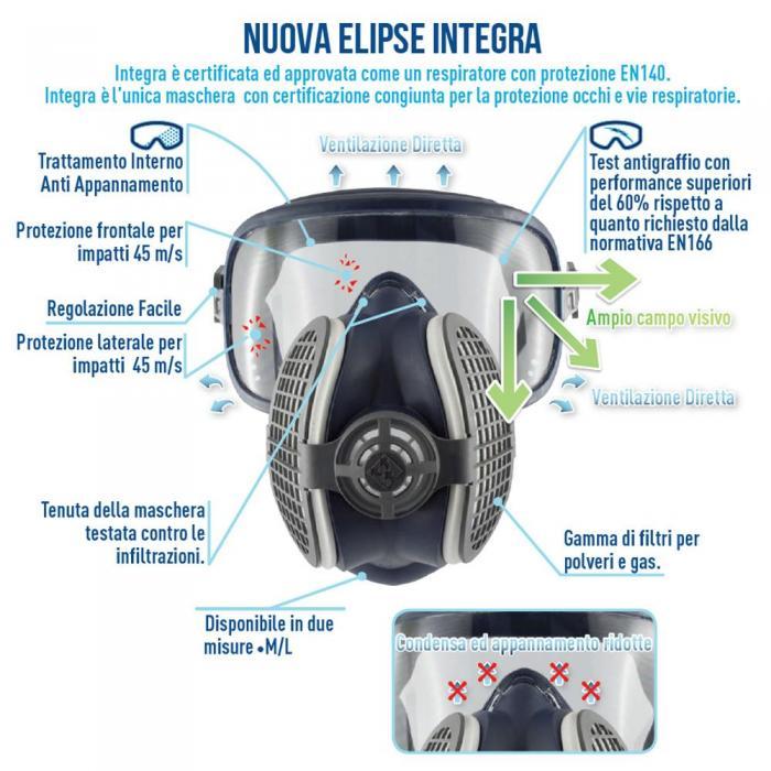 masque respiratoire gvs