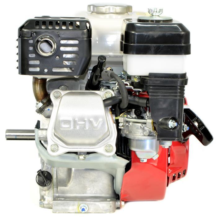 Motore honda gx160 5 5 benzina per motocompressore for Generatore honda usato