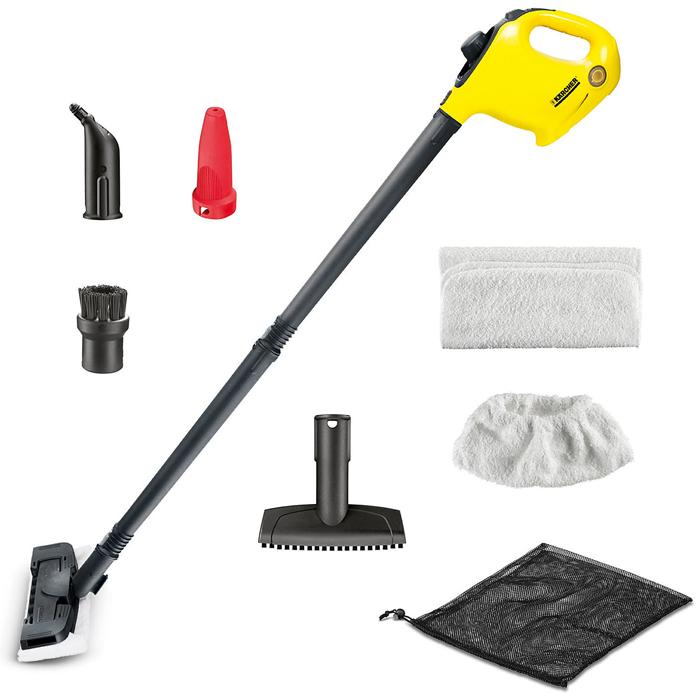 Sc1 pulitore a vapore 1200 w lavapavimenti pulizia for Karcher pulitore a vapore sc 5